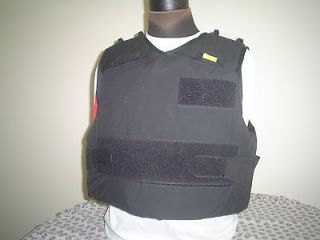MALE LEVEL 2 BULLET/STAB PROOF VEST EXTRA EXTRA LARGE/LONG