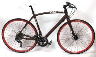 ORBEA CARPE 2012 51cm Complete Commuter Hybrid Bike Shimano Deore