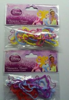 Lot of Disney Princess Silly Bands Snow White Cinderella Belle Ariel 2
