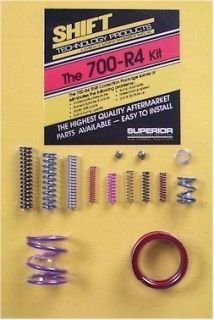 GM Chevy 700 R4 700R4 4L60 Shift Correction Kit 1982 93