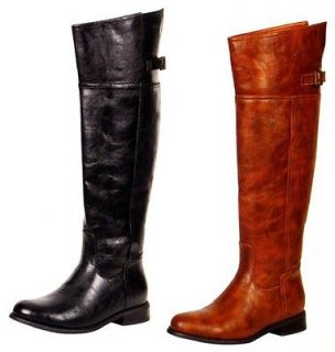 Womens Knee High Riding Boots (rider82)