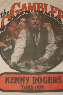 Kenny Rogers) (tour,concert,vintage) (shirt,tshirt,tee,hoodie