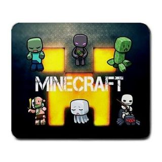 Newly listed NEW Minecraft Steve Creepers Large Mousepad TOP GAMES