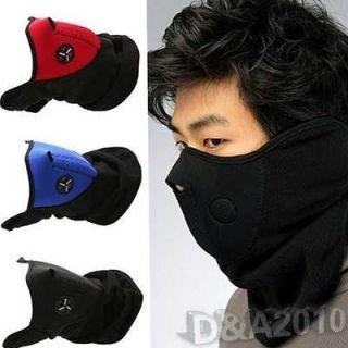 Warm Neck Face Mask Veil Guard Sport Snow Bike Motorcycle Cool