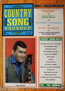 Waylon Jennings Mel Tillis Dolly Parton Country Song Roundup Magazine