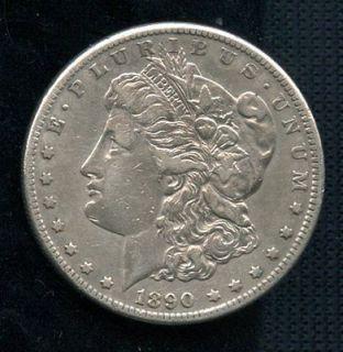 Silver Dollar Hi Quality RARE Crucial Date US Mint Coin Striking