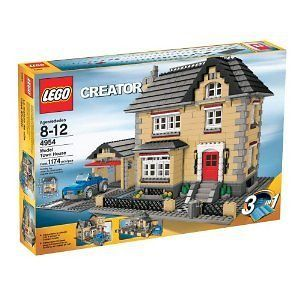 Lego Creator #4954 Model Town house HTF New Sealed