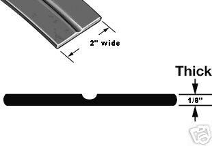 RV TEARDROP TRAILER GALLEY LID UV PLASTIC PIANO HINGE