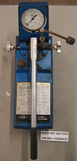 Kent Moore J 29075 B Diesel Injector Nozzle Tester 6.2L & 6.5L