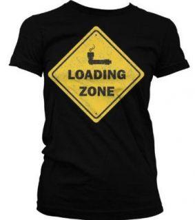 Zone Funny Pothead Stoner Marijuana Weed Bowl Pipe Juniors T Shirt Tee