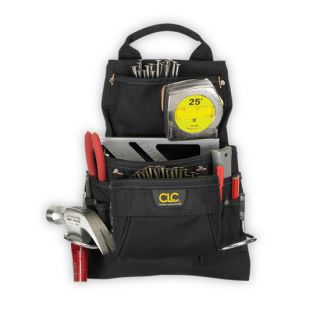 CLC 5833 9 Pocket Nail & Tool Bag New In Stock