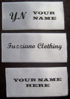 2500 PIECES CUSTOM PRINTED PERSONALIZED LOGO LABELS