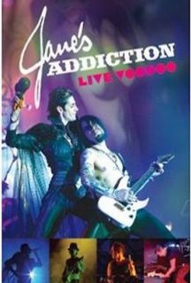 JANES ADDICTION**LIV E VOODOO (ADVISORY)**DV D
