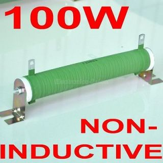 100W 8 OHM Audio Power AMP Test Dummy Load, Non inductive, Amplifier