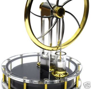 SOLAR STIRLING ENGINE The original Made in Germany   self build kit no