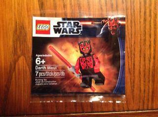 Newly listed Lego Star Wars 6005188 Darth Maul MISB