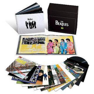 THE BEATLES   STEREO VINYL BOX SET, 2012 EU 16LP BOX SET, SEALED FREE