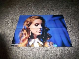 LANA DEL REY DOUBLESIDED NEW POSTER 01133