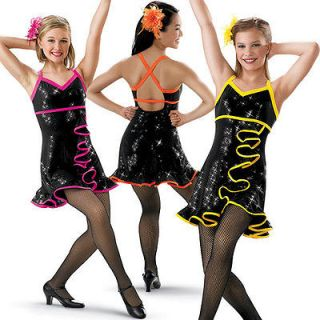 Dance Skate Costume Dress Ballet Lyrical Tap Jazz 5109