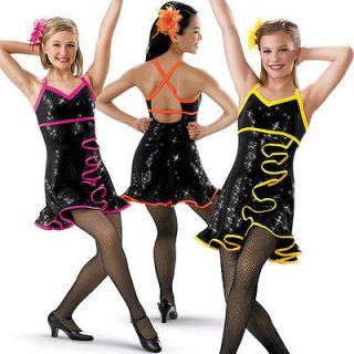 Dance Skate Costume Dress Ballet Lyrical Tap Jazz 5109