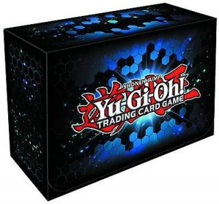 YU GI OH TCG ZEXAL DOUBLE DECK BOX NEW