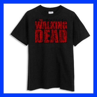 THE WALKING DEAD ★__★ ZOMBIE Apocolypes ★_ª_★ Worn out look
