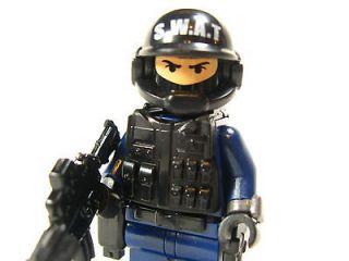 custom   Swat Team Member Police  Soldier army delta force navy seal