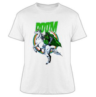 Doctor Doom Unicorn Parody T Shirt