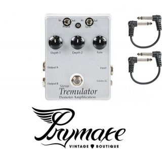 Demeter STRM 1 Stereo Tremulator Tremolo ~ NEW! Free Shipping! Free