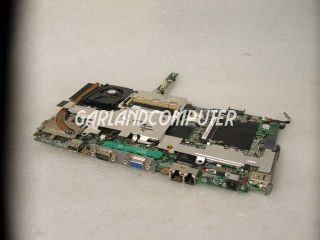 Dell Latitude D400 Laptop Motherboard w/ 855GM Processor W1502