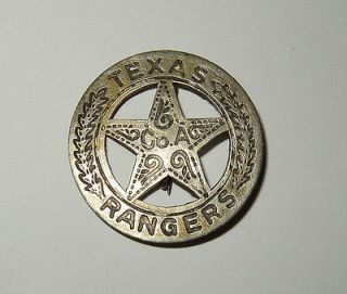 Sheriff Antique Western Replica Lawman Badge Police Deputy (24