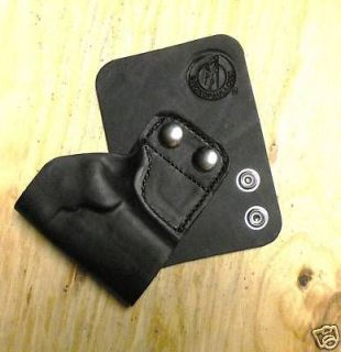 COBRA DERRINGER C22, C22M, C25, C32, Wallet Holster ,Rt Black