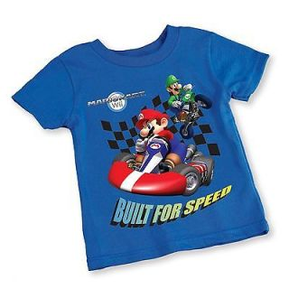 Mario Kart Wii T Shirt (12)