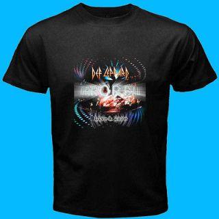 Def Leppard VIVA Hysteria Mirror Ball Tour 2013 New Tee T  Shirt S M