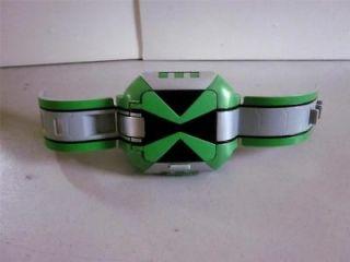 Ben 10 Ten Omniverse Deluxe Omnitrix Touch Watch 2012 Ban Dai SEE 5