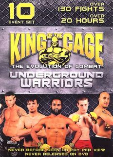 King Of The Cage Showcase Series Superstars Of KOTC Mixed Martial Arts