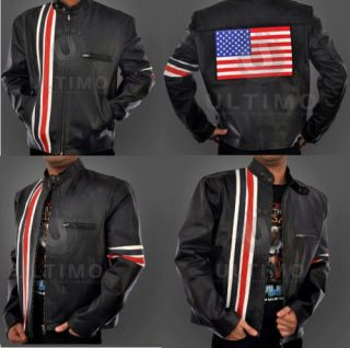 Easy Rider American P. Fonda Motorcycle Leather Jacket
