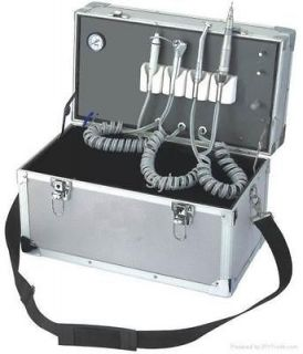 PORTABLE DENTAL UNIT PORTABLE DENTAL EQUIPMENT HIGH SPEED HAND PIECE