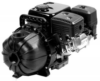 HP 200 GPM Poly Transfer Pump With PowerPro Gasoline Engine