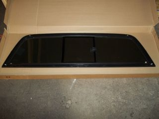 Mopar 55255676AC Rear Sliding Windshield Glass Dodge Ram Dakota 2011