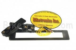 BIKETRONICS RETRO DIN RADIO MOUNTING KIT HARLEY TOURING FLHT/P (Fits