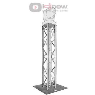 Global Truss 6.5 FT Aluminum Stage/Club DJ Lighting Truss Tower Totem