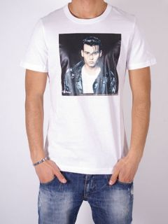 Dolce Gabbana D&G Cry Baby Johnny Depp T Shirt *2012* S M L