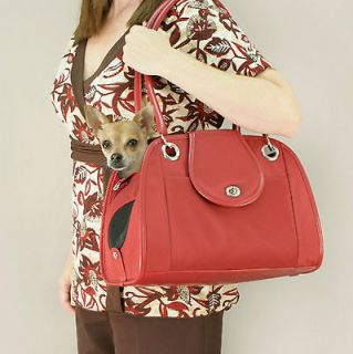 TOTE handbag Purse style Pet Dog Cat Bag  small breed /puppy Carrier