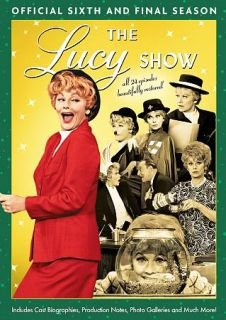 THE LUCY SHOW SIXTH SEASON DVD NEW SEALED OPERATION GRATITUDE Direct