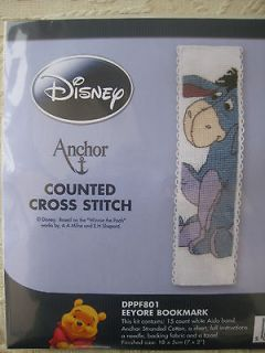 disney cross stitch book