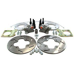 ATV 450 FOREMAN 1998 2004 High Lifter Front Disc Brake Conversion Kit