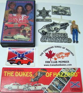 ,BO DUKE,01, DUKES OF HAZZARD STARTER COLLECTION GREAT FOR BIRTHDAYS