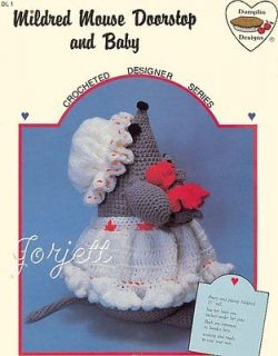 15+ Door Draft Stoppers, Dodgers & Snakes: {Free Patterns