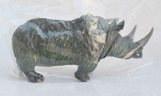 AAA WOOLLY RHINO SMALL VERSION  BRAND NEW  DISCONTINUED